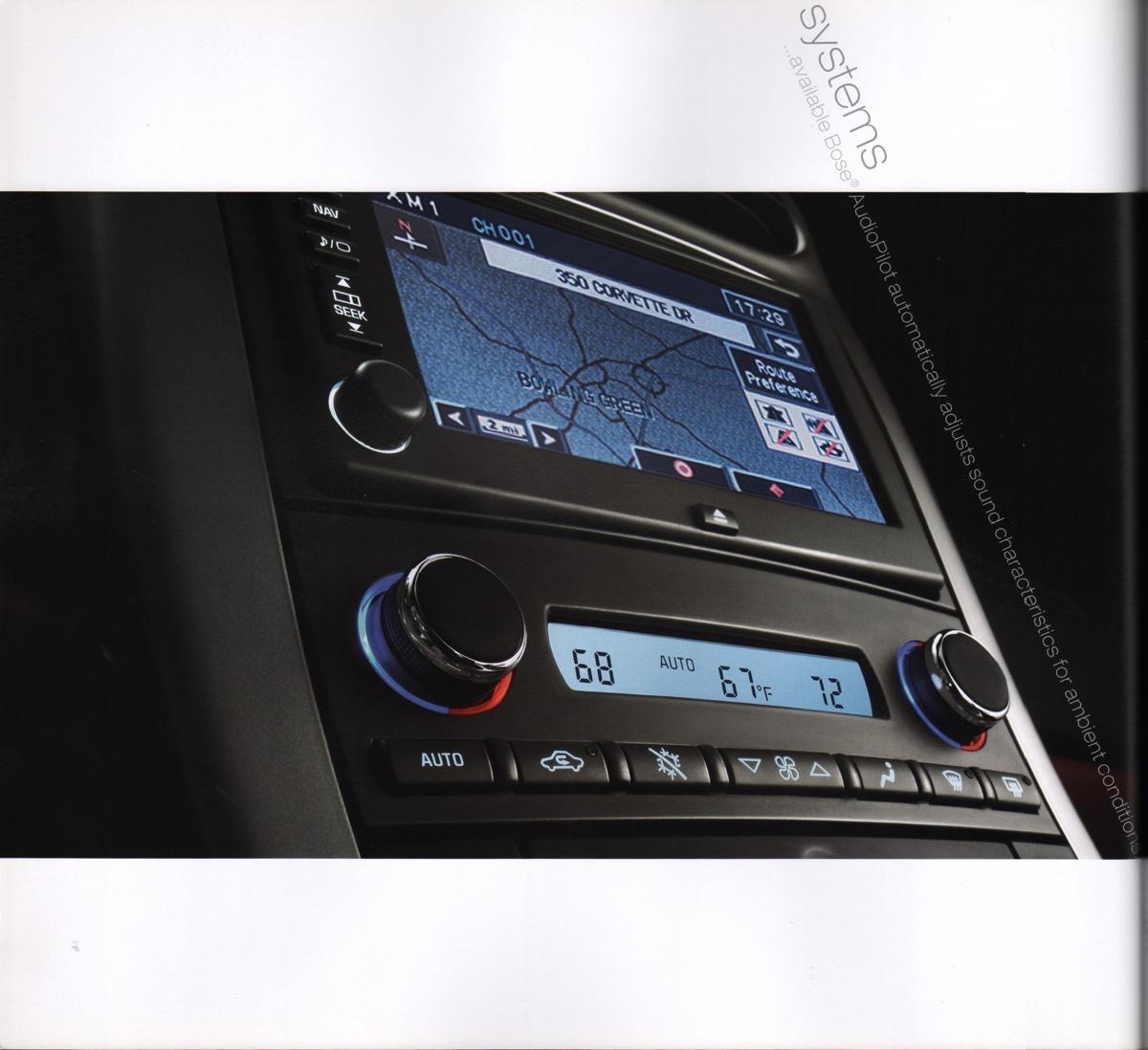 GM 2007 Chevrolet Corvette Sales Brochure