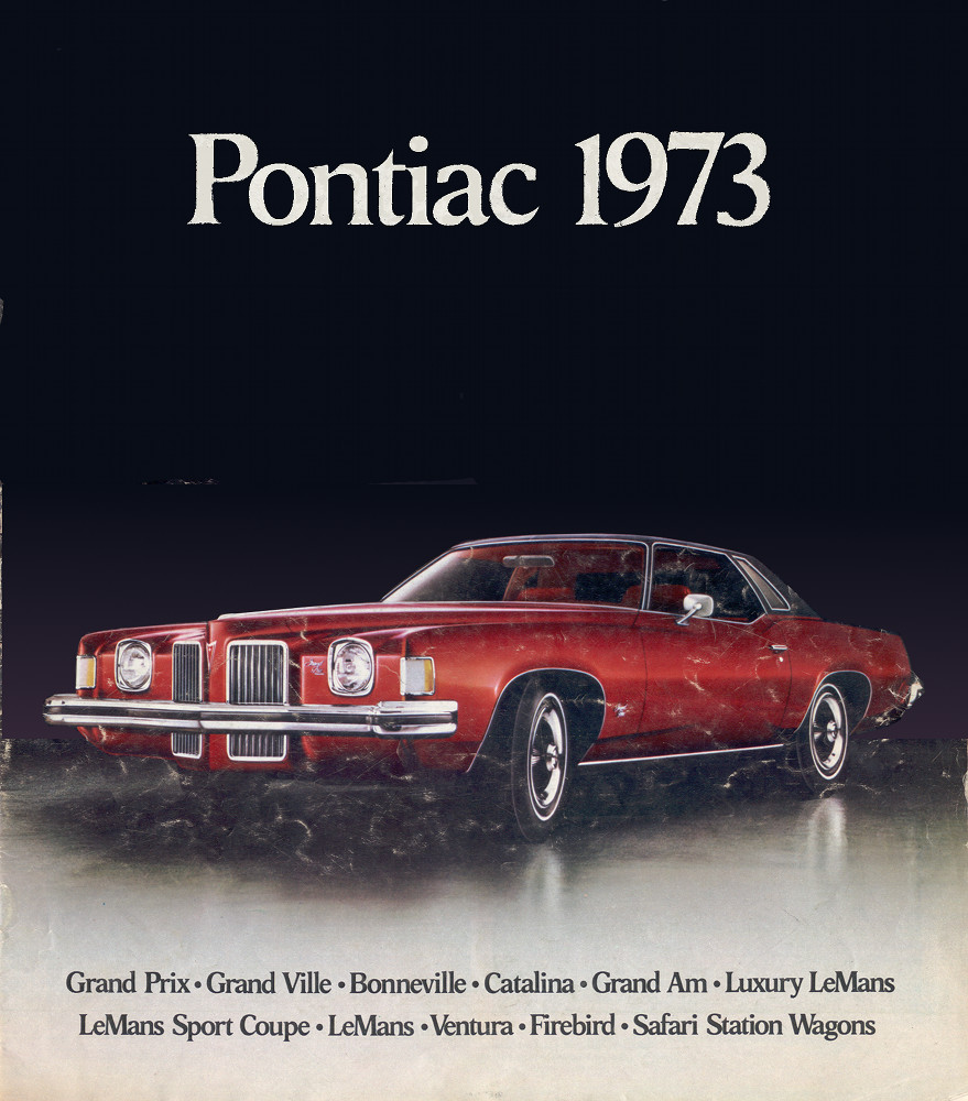GM 1973 Pontiac Sales Brochure