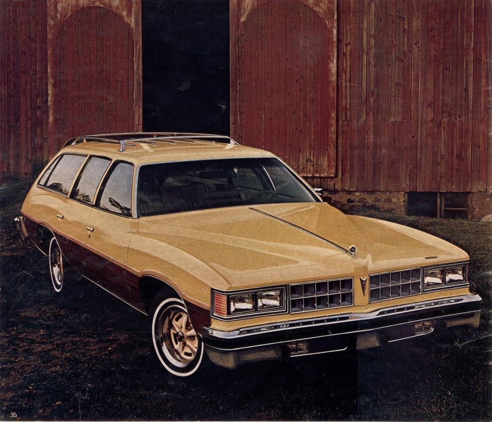 GM 1977 Pontiac Sales Brochure
