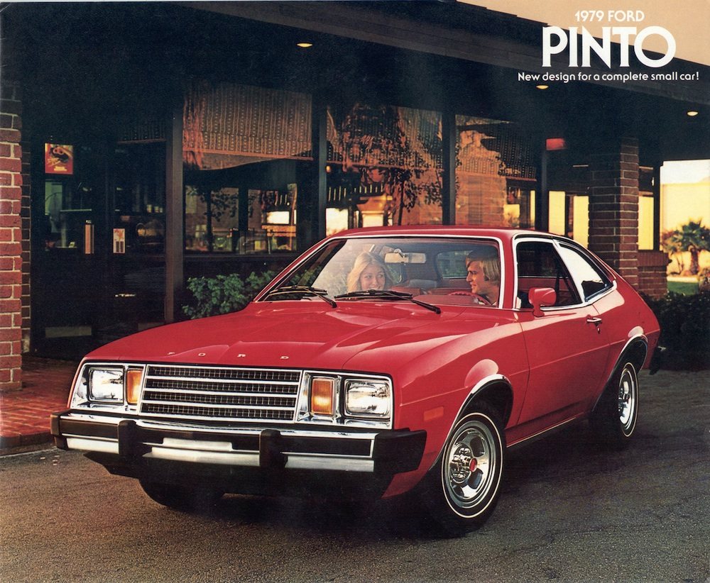 Ford 1979 Pinto Sales Brochure