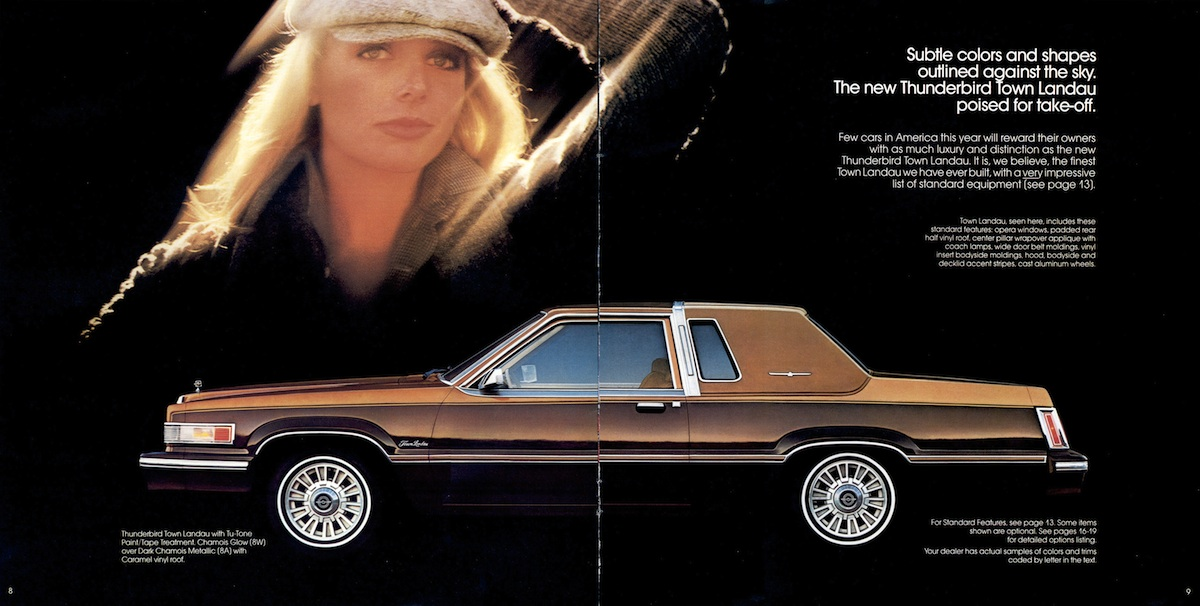ford 1980 thunderbird sales brochure 2012 Ford Mustang Ford Mustang Posters