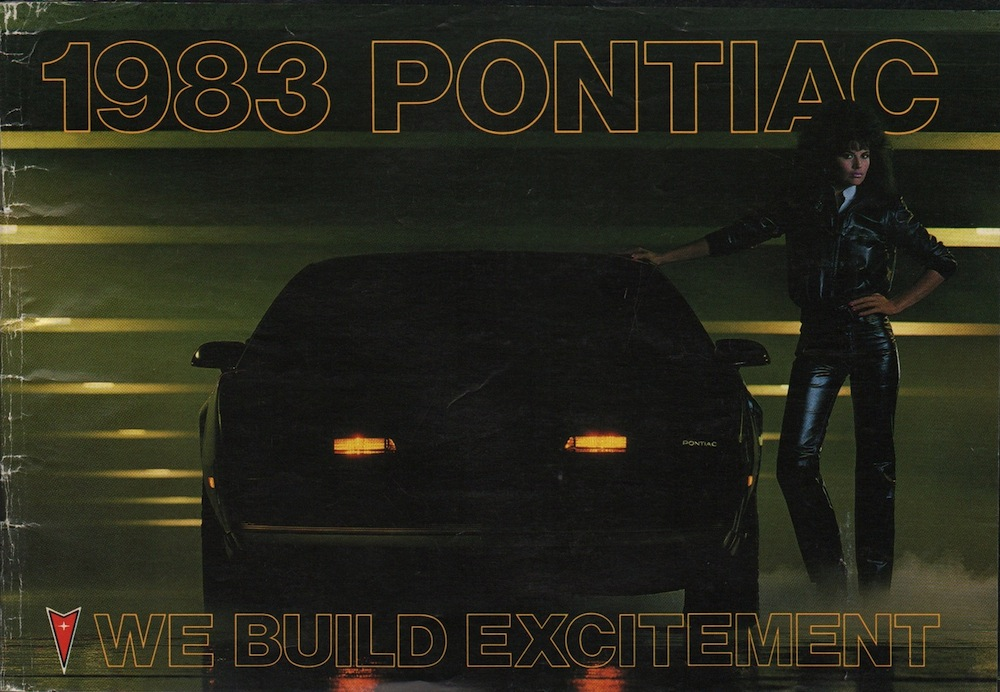 GM 1983 Pontiac Sales Brochure