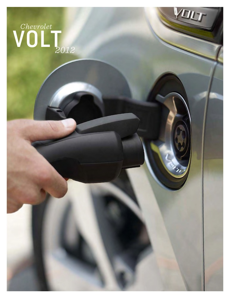 research paper on chevy volt And implementation of gm's advanced propulsion strategy • improve business results the chevrolet volt has been named the most influential product in the.