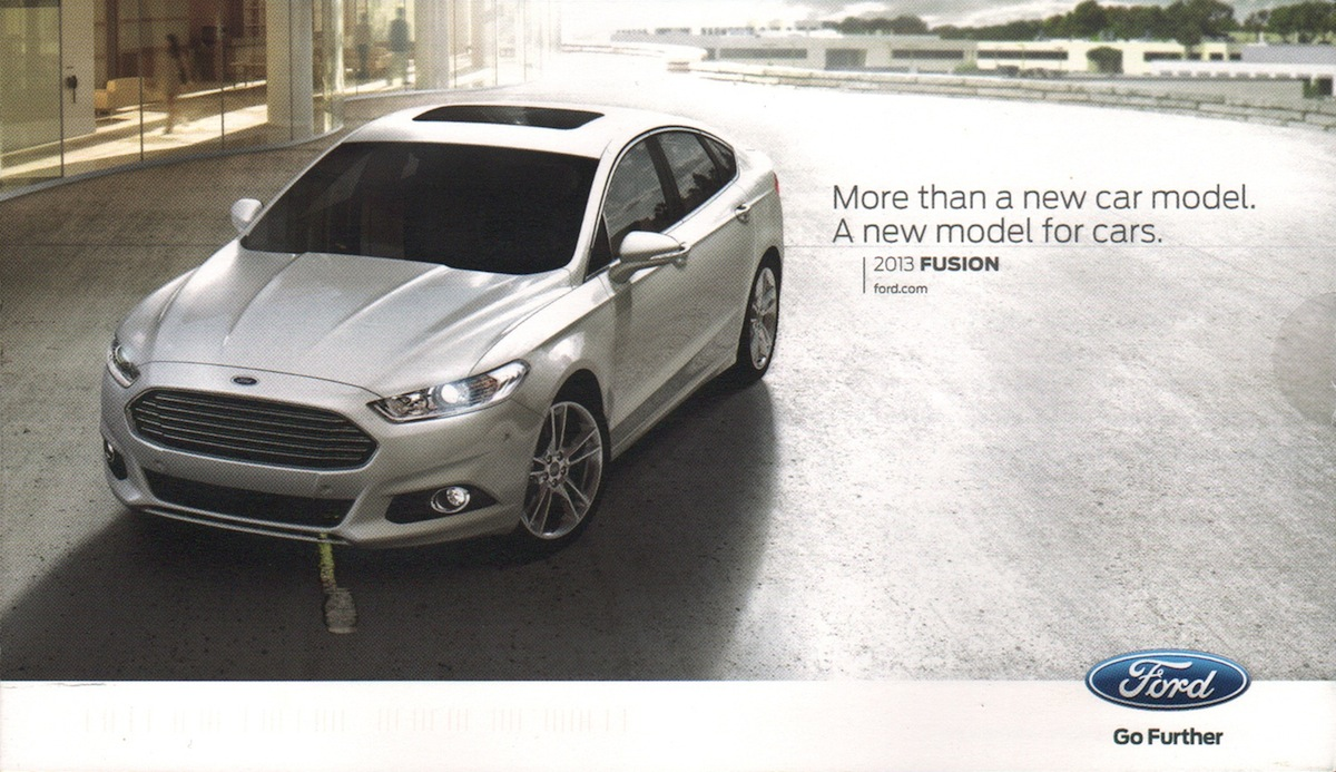 Company Marks Emblems And Designs Are Trademarks Or Service Of Ford Please Respect The Time It Took To Acquire These Brochures