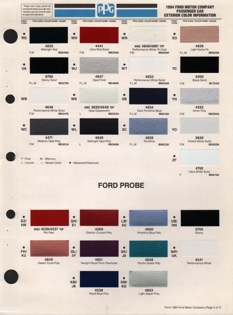 2015 ford paint chips autos post. Black Bedroom Furniture Sets. Home Design Ideas