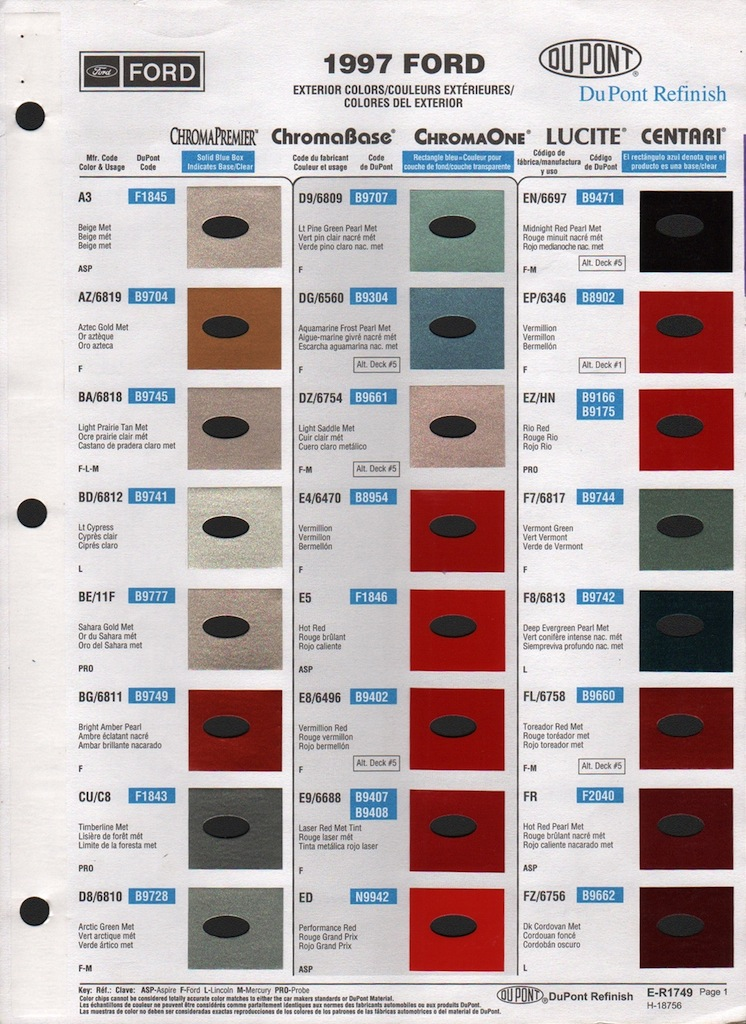 Auto Paint Colors Samples Auto Paint Colors Samples Http Www
