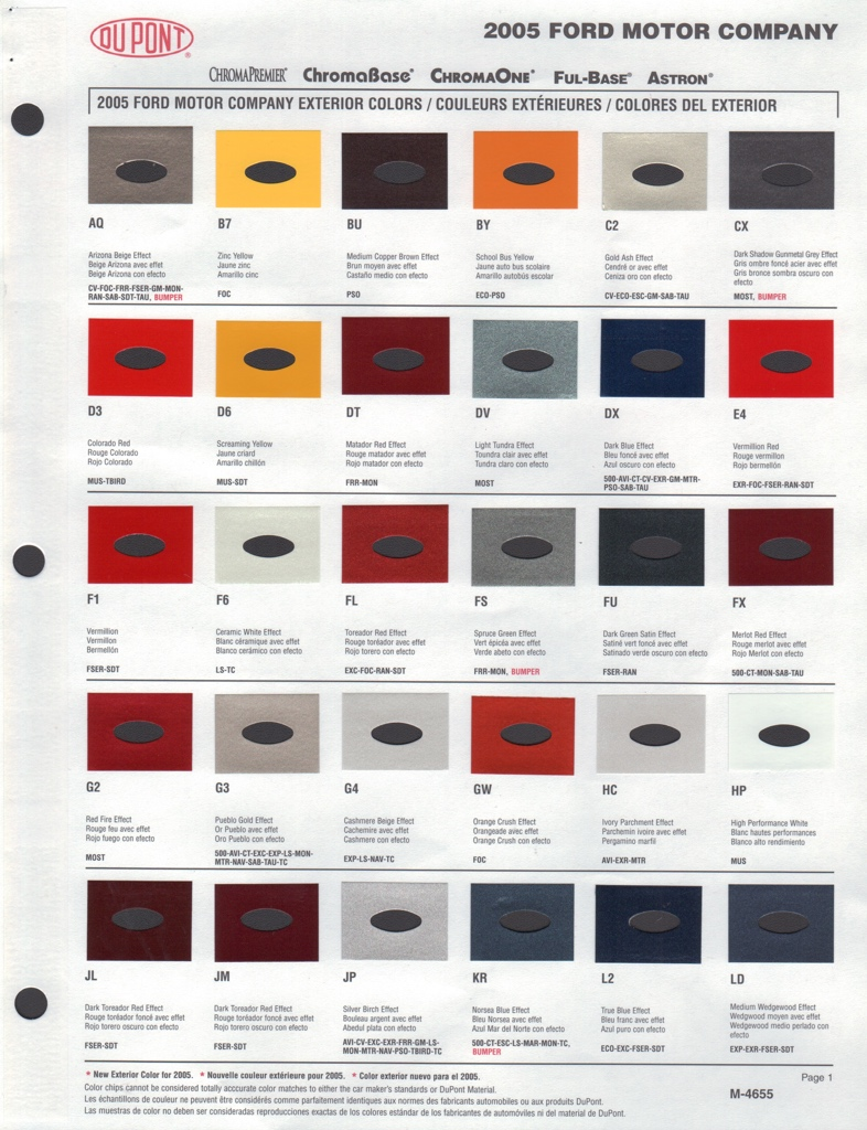 Axalta Paint Color Chart Html Autos Post
