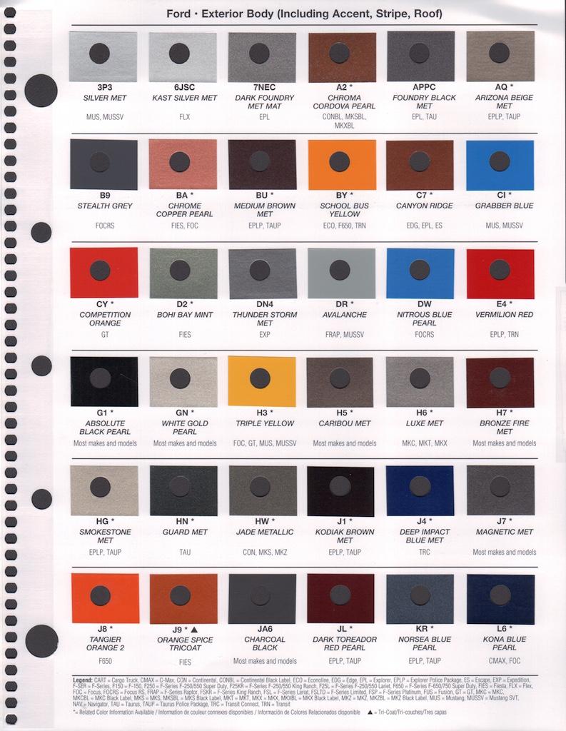 Rm Paint Colors