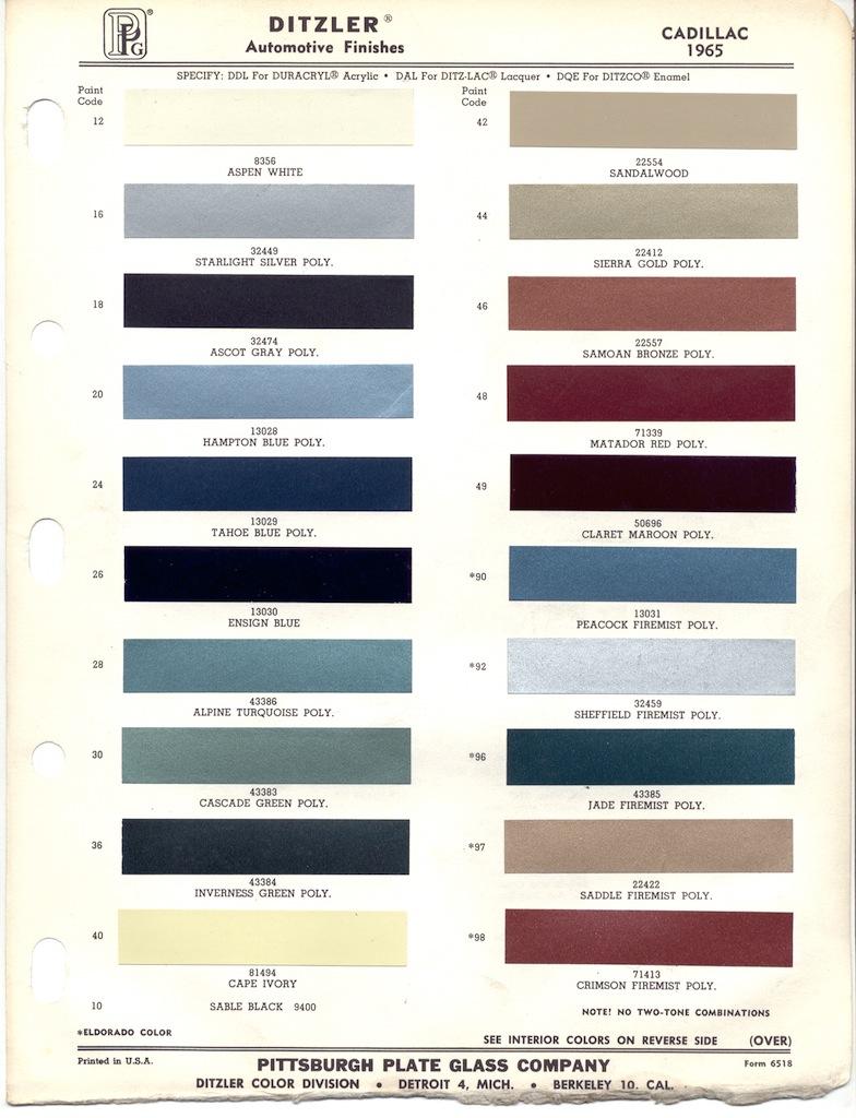 Ppg color chart autos post - Exterior paint colour charts concept ...