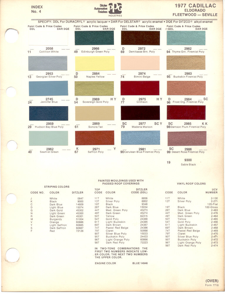 Ppg Paint Color Chart Online Upcomingcarshq Com