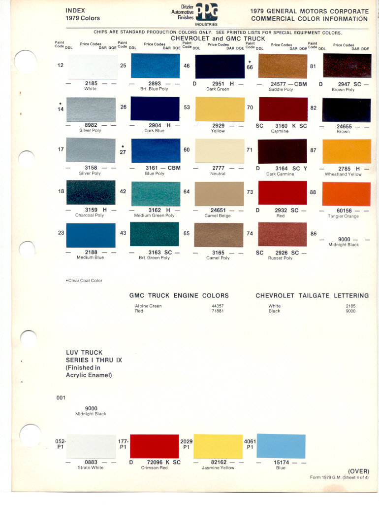 1998 Custom Colors Camaro Autos Post
