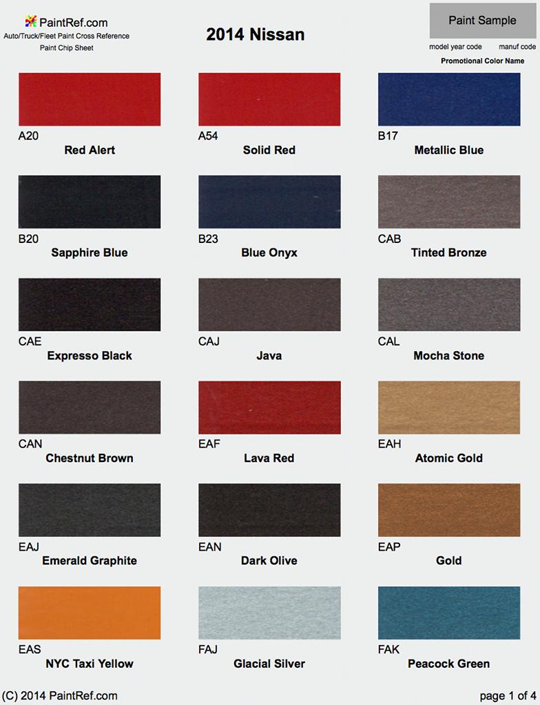 Acura Paint Codes >> 2014 Chrysler Accent Paint Codes.html | Autos Post