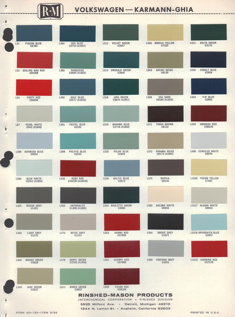 2014 Vw Beetle Exterior Colors Autos Post