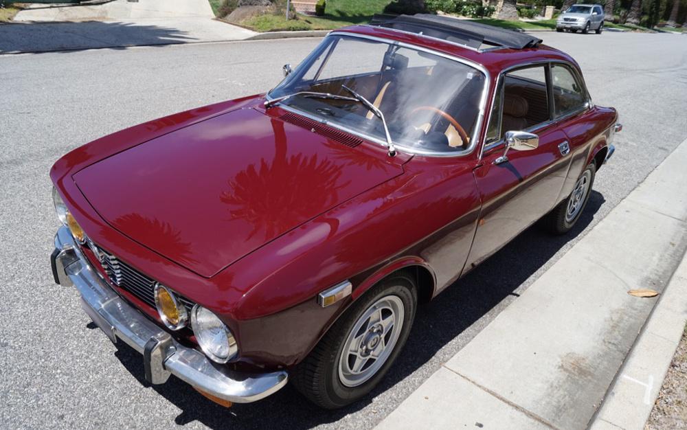 Plum 1972 Alfa-Romeo  GTV