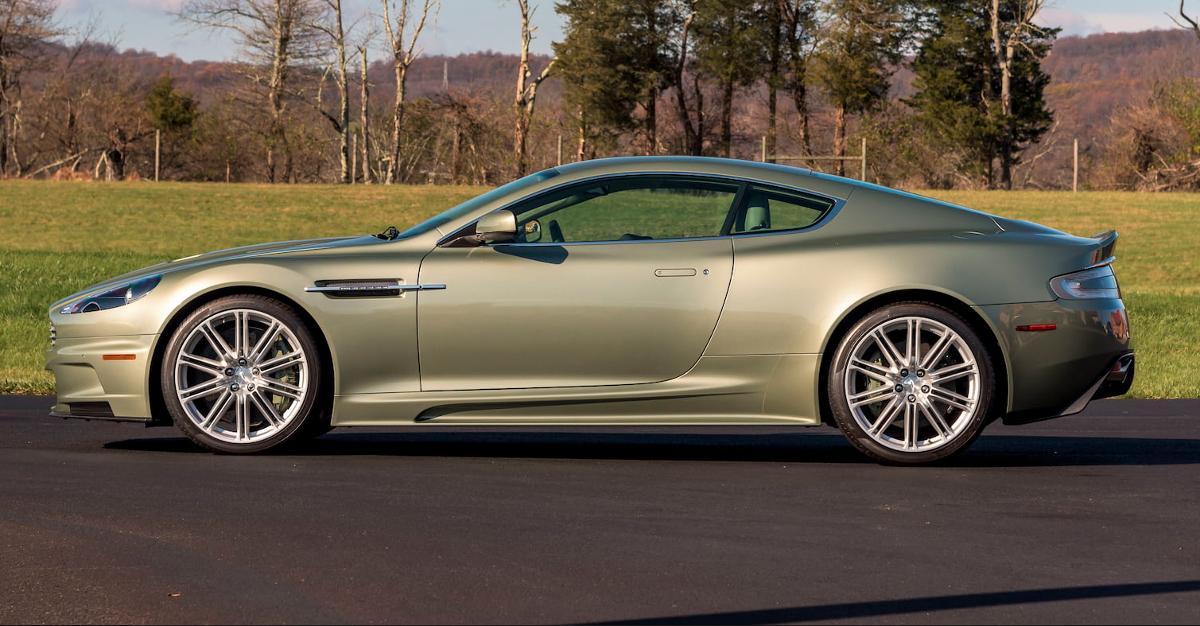 California Sage 2009 Aston Martin