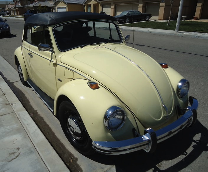 In 1970 A 2 Was Added To Indicate The Second Decade So First Model Made August 1969 Given Number 110 000 001 Last Beetle