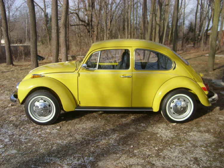 texas yellow 1972 beetle paint cross reference. Black Bedroom Furniture Sets. Home Design Ideas