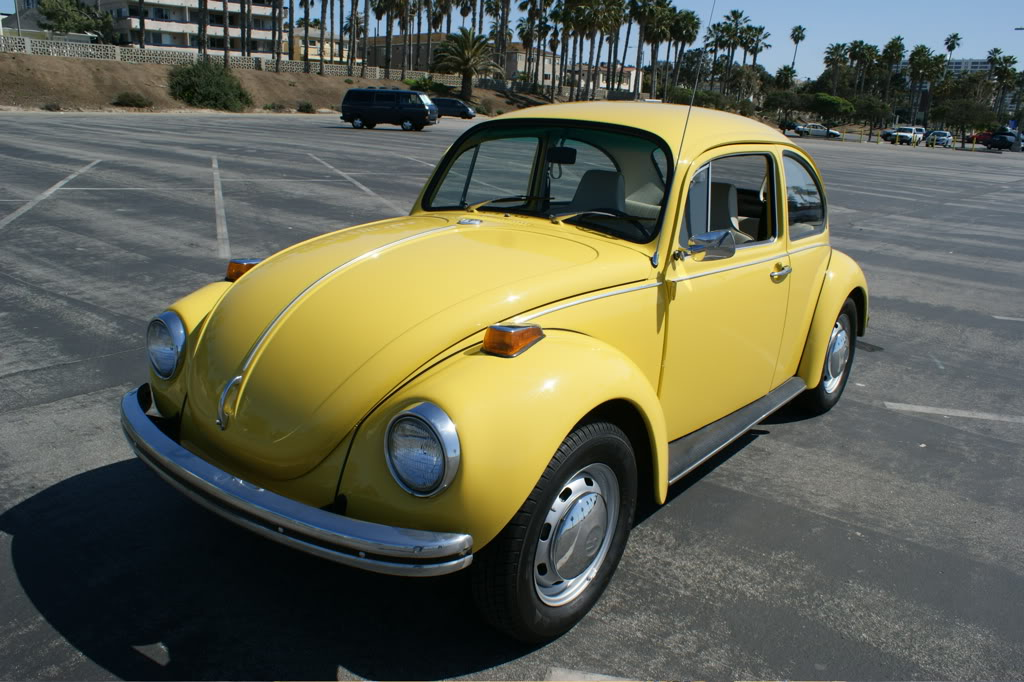 saturn yellow 1972 beetle paint cross reference. Black Bedroom Furniture Sets. Home Design Ideas