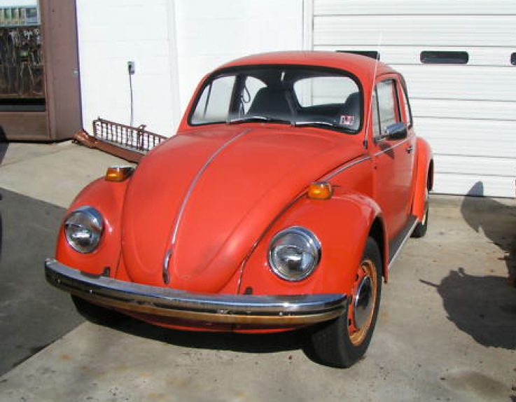 1971 Volkswagen Color Codes Beetle Paint Cross Reference