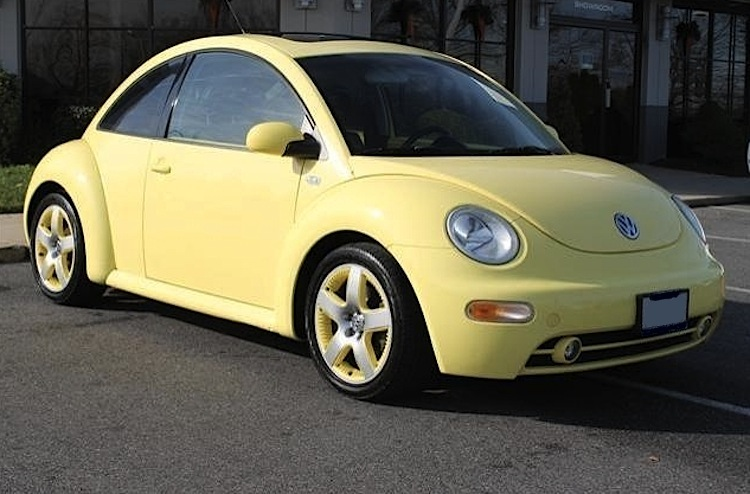 yellow 2001 beetle paint cross reference. Black Bedroom Furniture Sets. Home Design Ideas