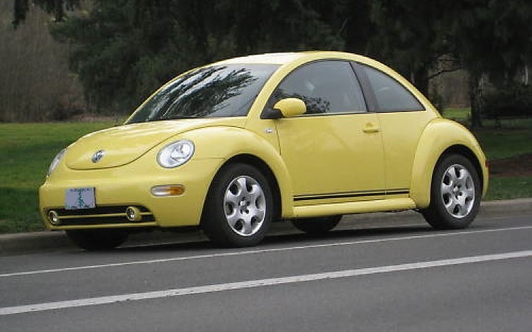 sunflower yellow 2003 beetle paint cross reference. Black Bedroom Furniture Sets. Home Design Ideas