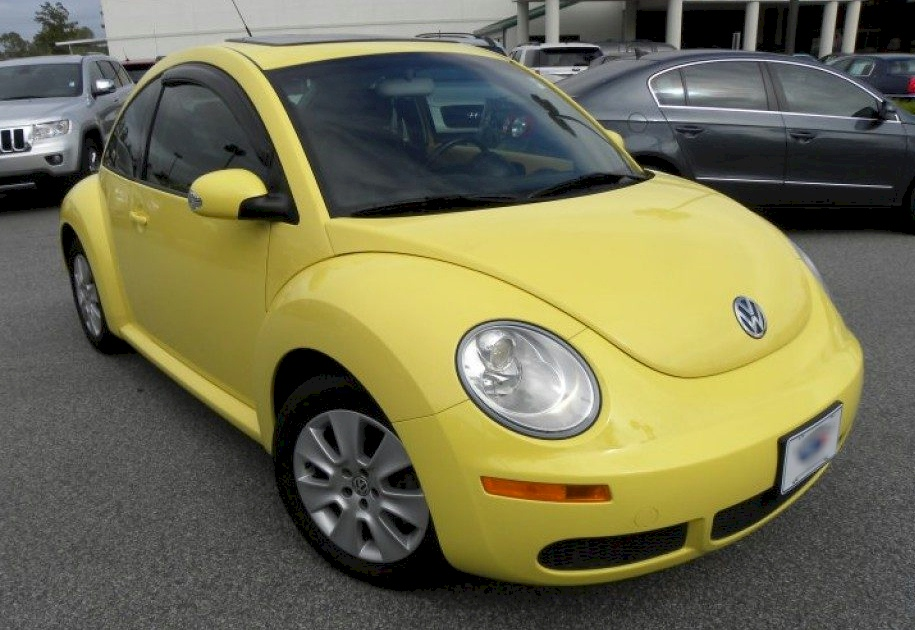 sunflower yellow 2004 beetle paint cross reference. Black Bedroom Furniture Sets. Home Design Ideas