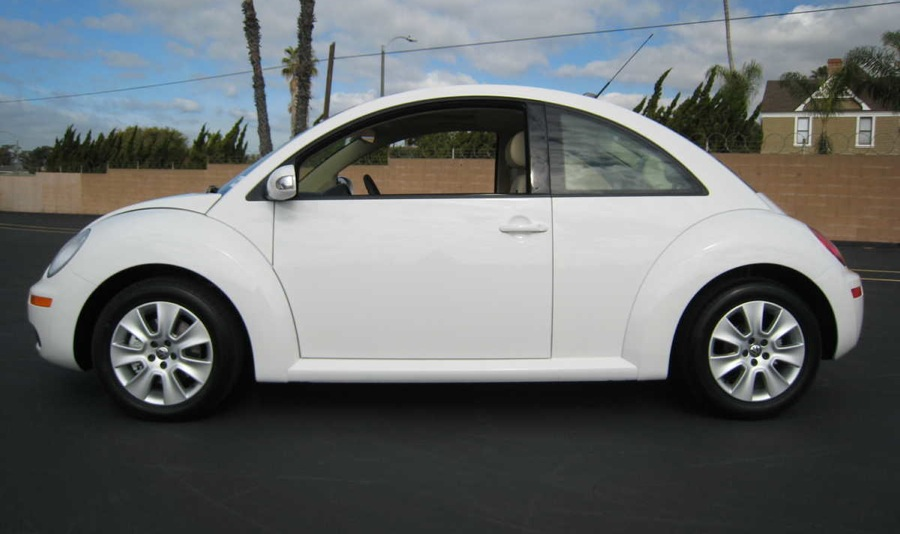 candy white 2010 beetle paint cross reference