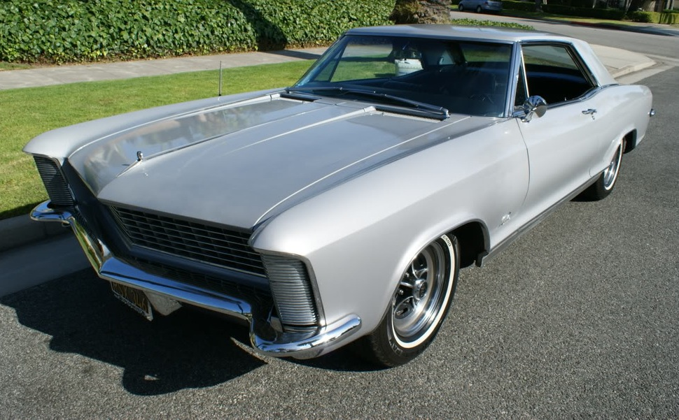 silver cloud 1965 buick riviera paint cross reference. Black Bedroom Furniture Sets. Home Design Ideas