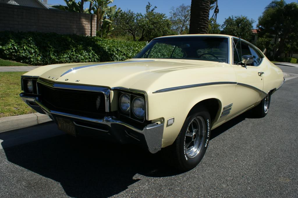 Cameo Cream 1968 Buick