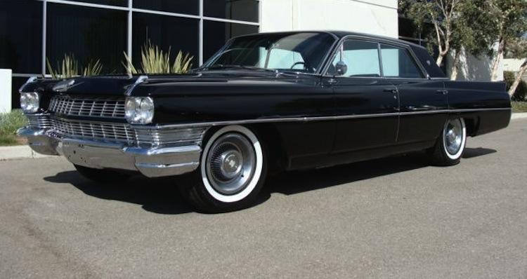 Ebony 1964 Cadillac Series 62 / 6200