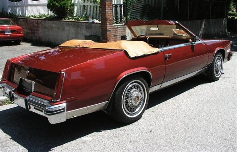 Autumn Maple Firemist 1984 Cadillac Eldorado