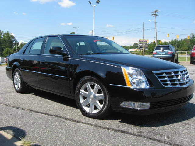 Black Raven 2006 Cadillac DTS
