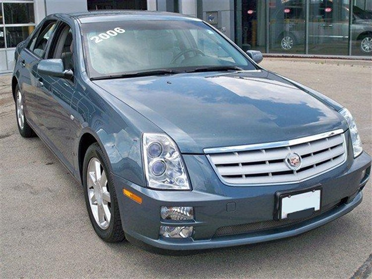 Stealth Gray 2006 Cadillac STS