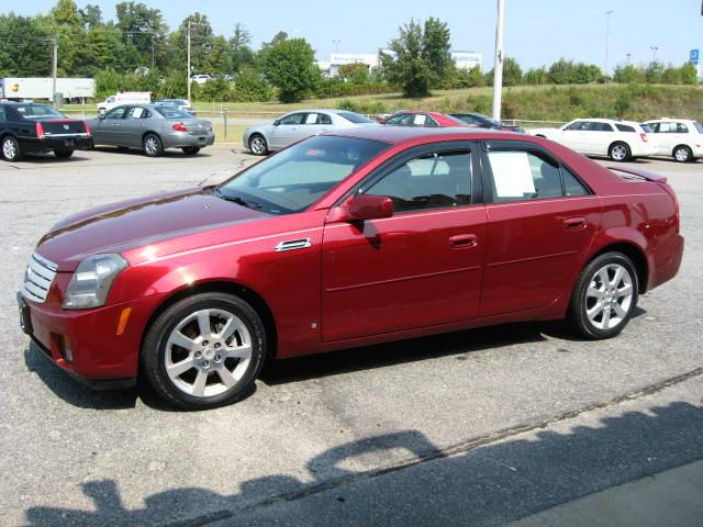 Infrared 2006 Cadillac CTS