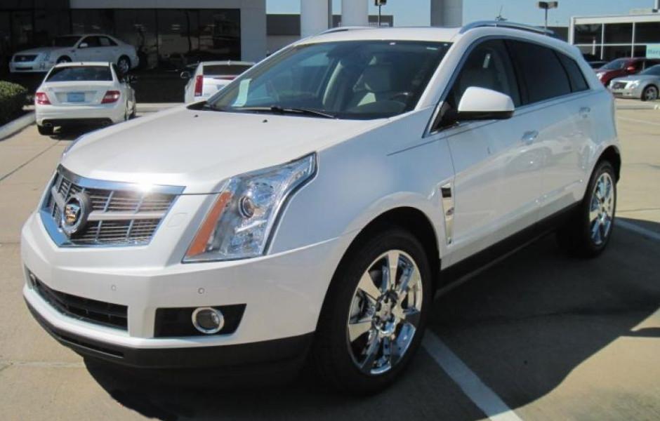 Platinum Ice 2011 Cadillac SRX