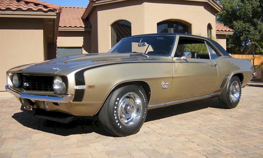 1969 Camaro Paint Colors Car Interior Design