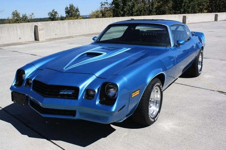 Electric blue metallic car paint code 16
