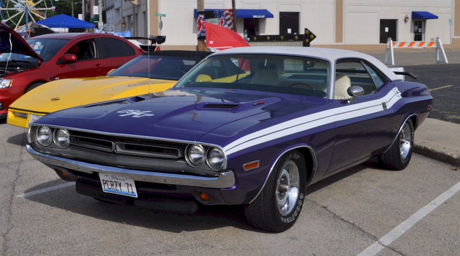 1971 Dodge Challenger Plum Crazy 2018 Dodge Reviews