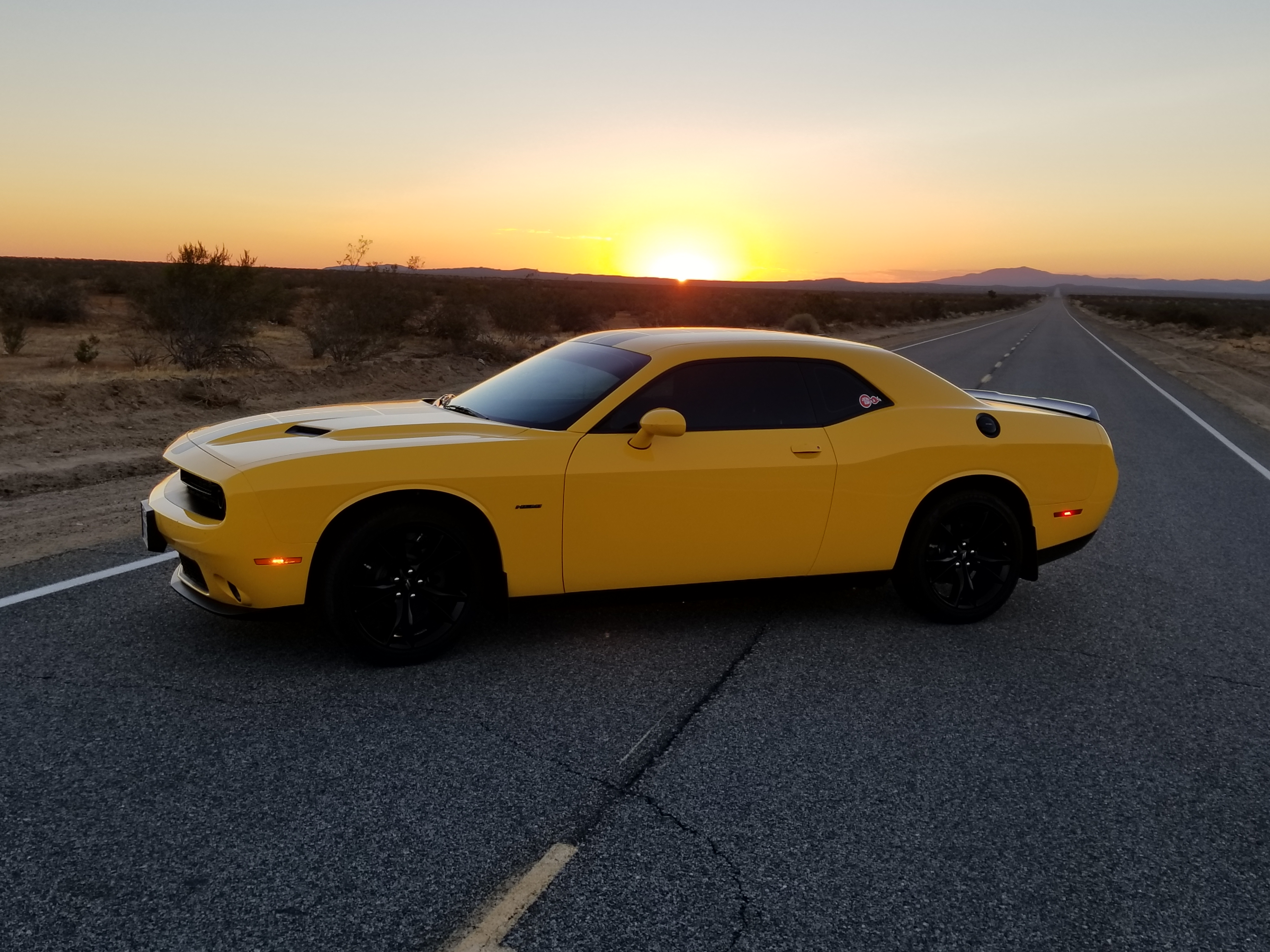 Yellow Jacket 2017 Chrysler Dodge Challenger R/T