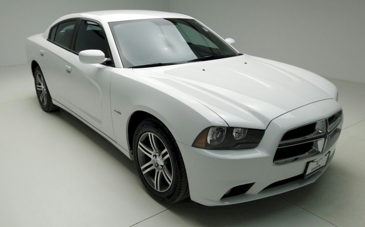 Stone White 2010 Chrysler Dodge Charger