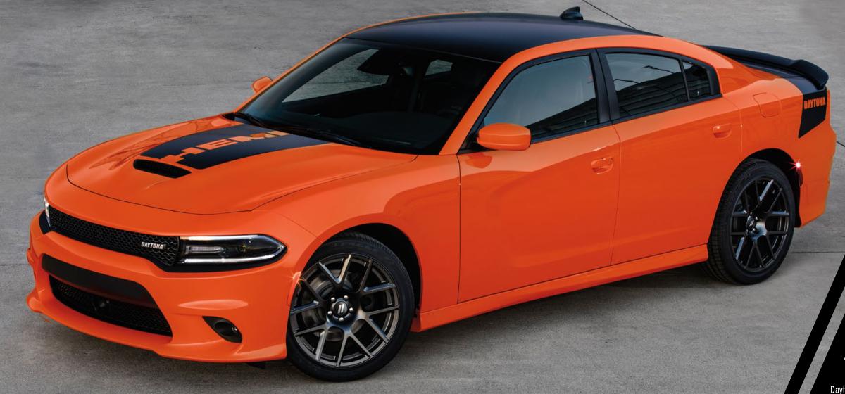 Go Mango 2019 Chrysler Dodge Charger