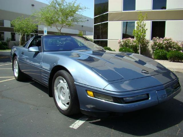 Steel blue 1991 corvette paint cross reference