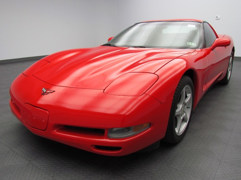Torch Red 2004 GM Chevrolet Corvette