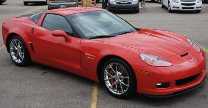 Torch Red 2011 GM Chevrolet Corvette