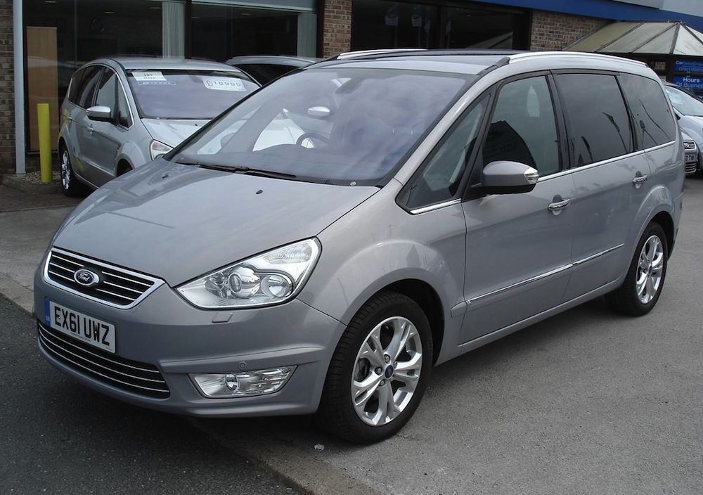 Car paint color samples - Example Of Micastone Paint On A 2012 Ford Galaxy