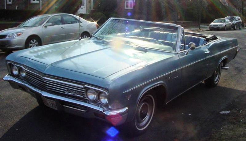 1966 GM Chevrolet Impala