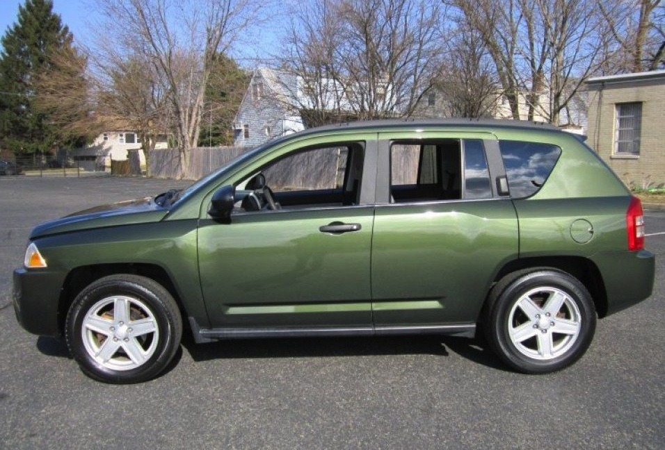 Jeep Green 2007 Jeep Compass Paint Cross Reference