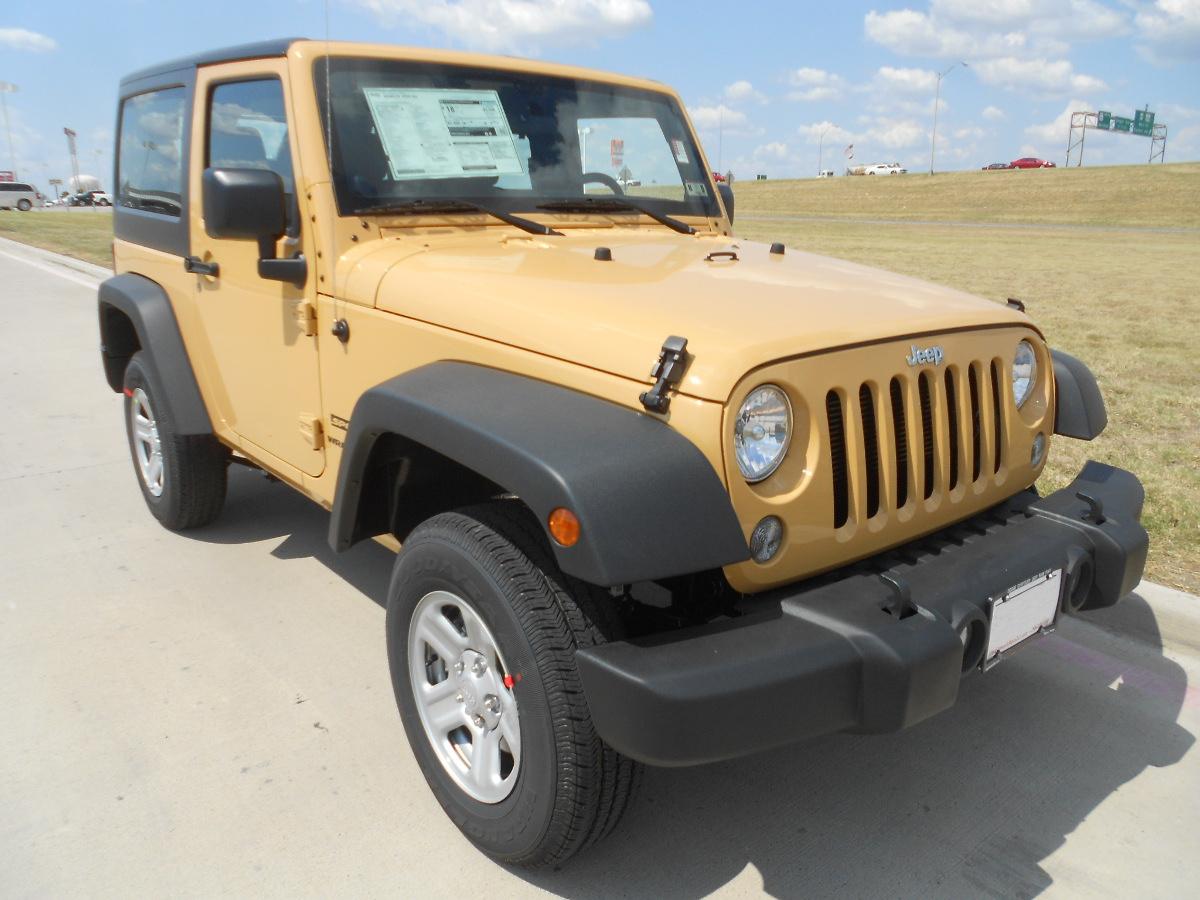 Dune 2014 Jeep Wrangler