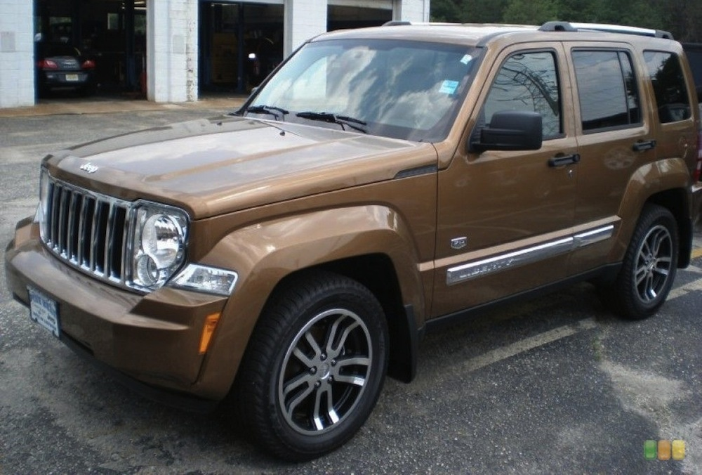 Bronze Star 2011 Jeep Liberty