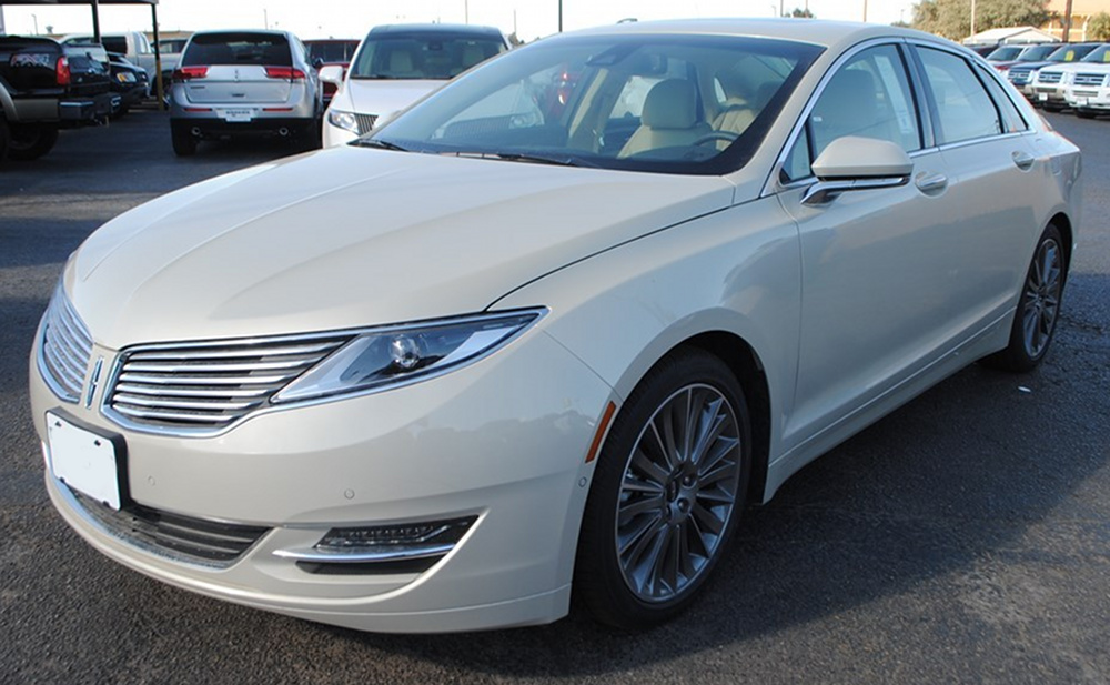 Platinum Dune 2014 Lincoln Mkz Paint Cross Reference